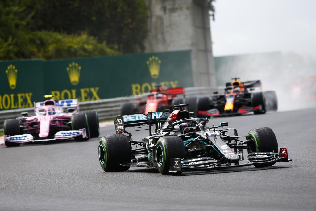 Lewis Hamilton GP de Hungría