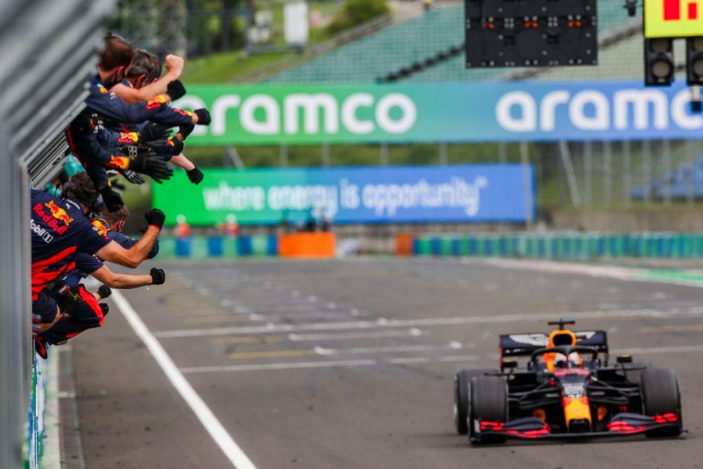 Max Verstappen GP de Hungría