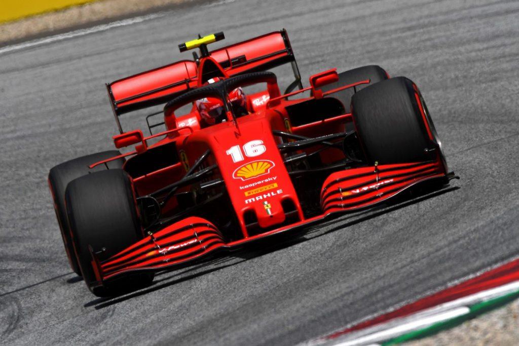 Gran Premio de Austria Ferrari