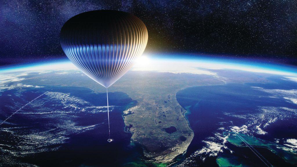 viaje a la estratosfera