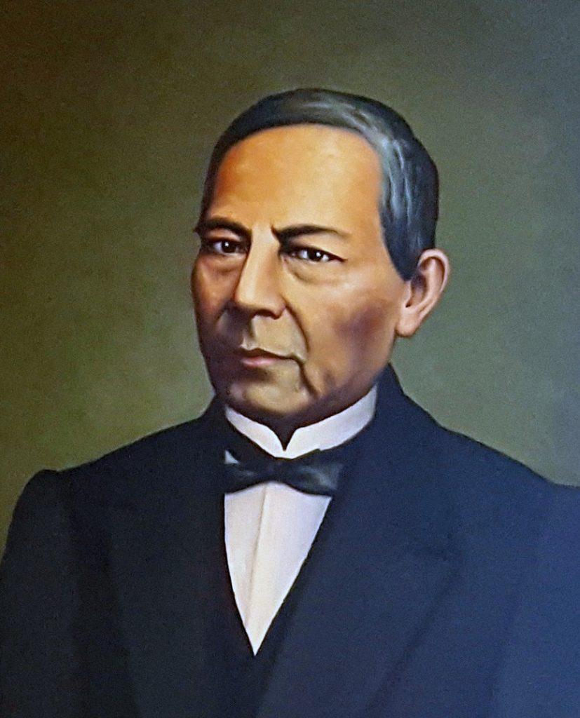 """Manuel """"El Loco"""" Valdés Benito Juárez"""
