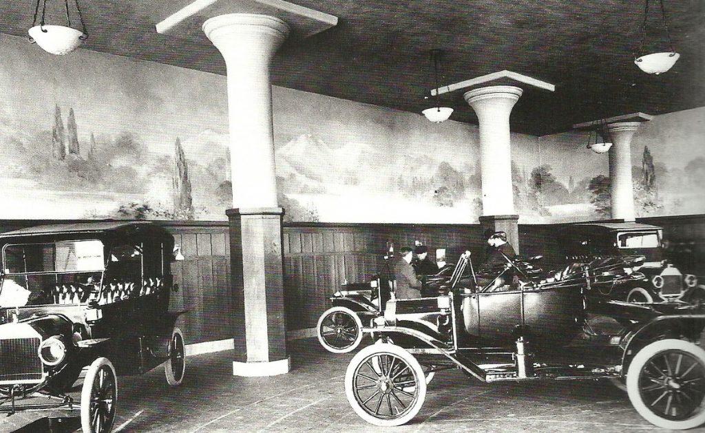 Ford primera planta automotriz
