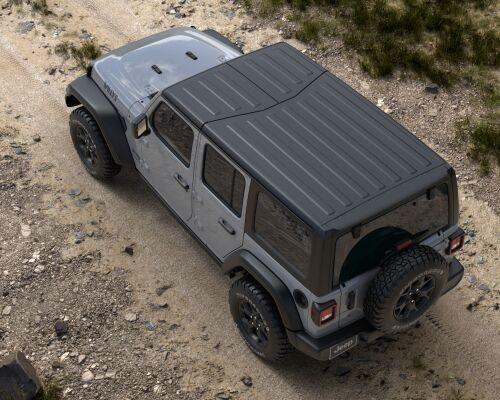 Jeep Wrangler Edición Willys