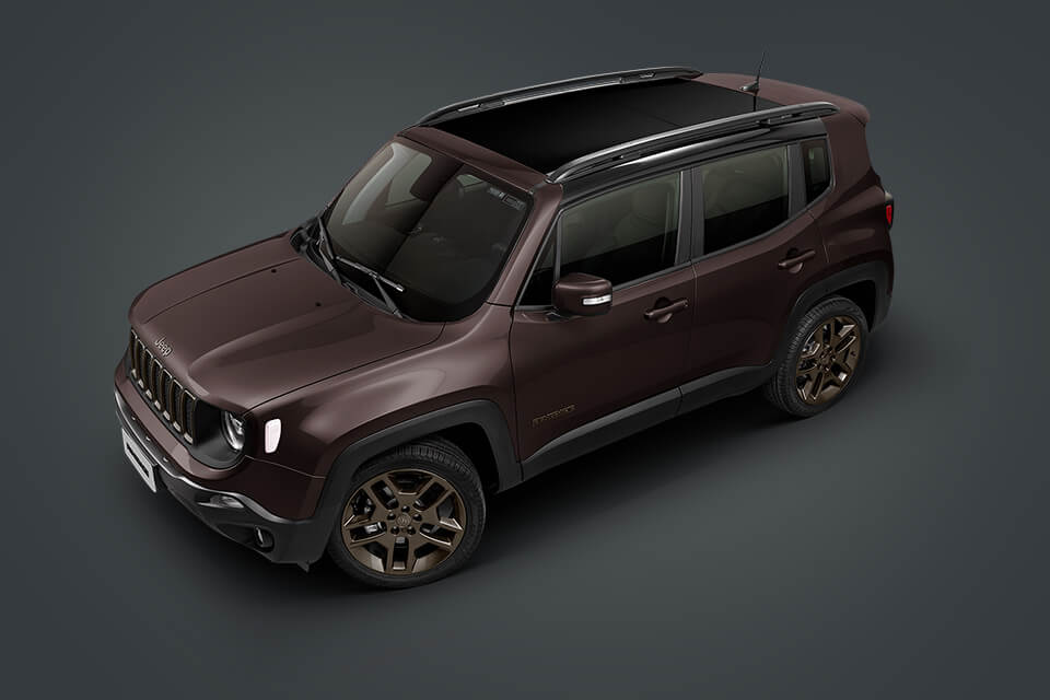 Jeep Renegade Bronze Edition