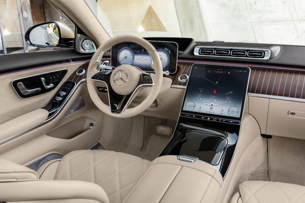 Mercedes-Benz Clase S Maybach