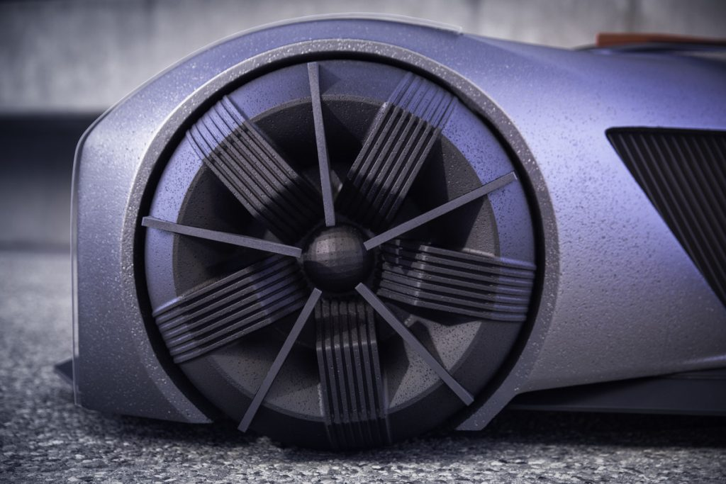 Nissan GT-R 2050