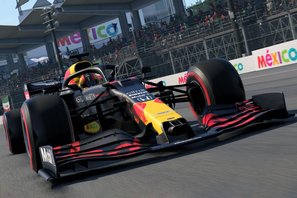 Checo Pérez Red Bull
