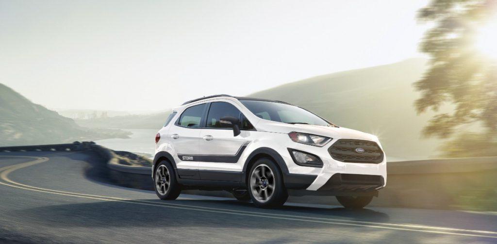 Ford EcoSport Storm 2021
