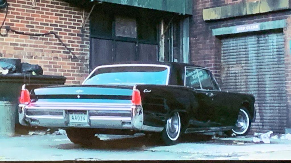 Lincoln The Matrix