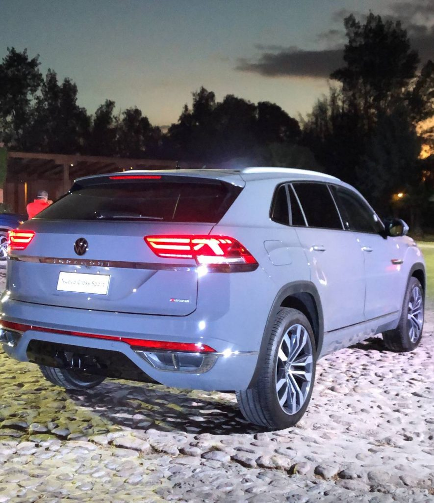 volkswagen cross sport