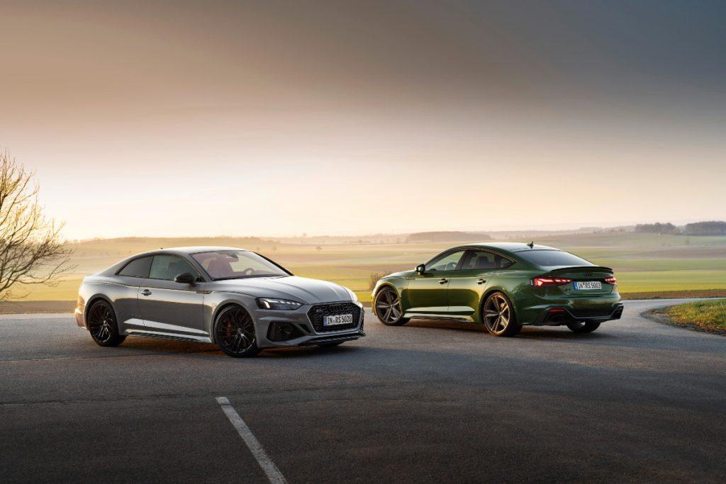 Audi RS 5 y RS 5 Sportback