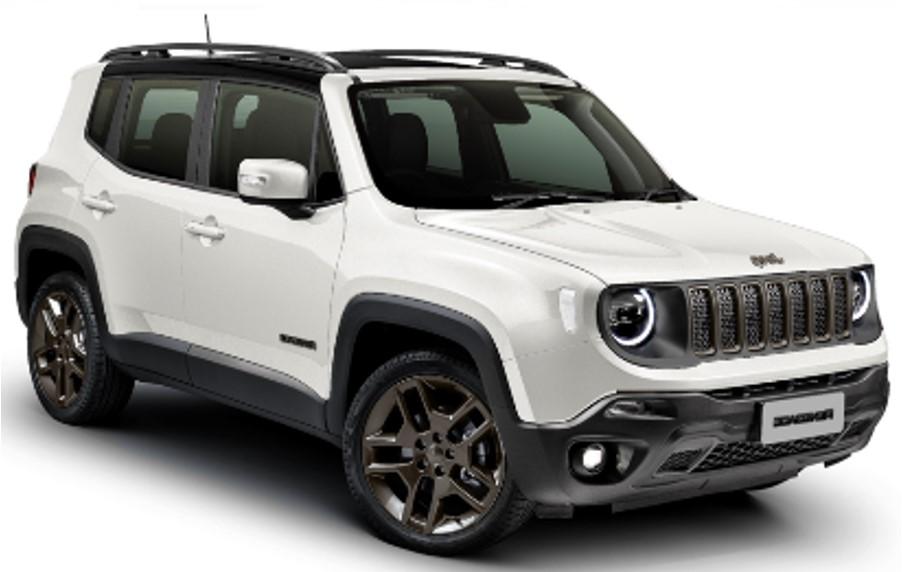 Jeep Renegade Polar Bronze Edition 2021