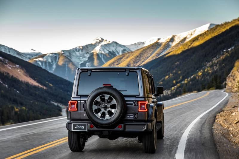 Jeep 80 aniversario
