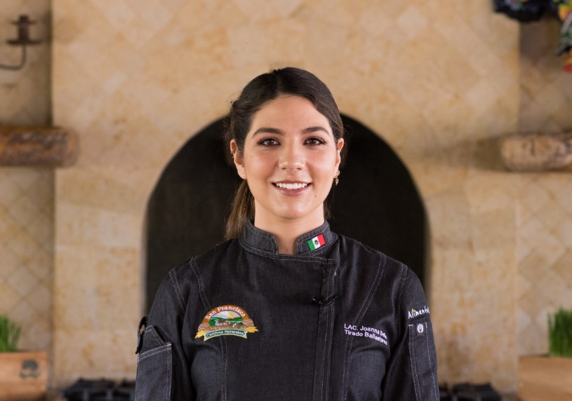 Chef Sofía Tirado recetas económicas