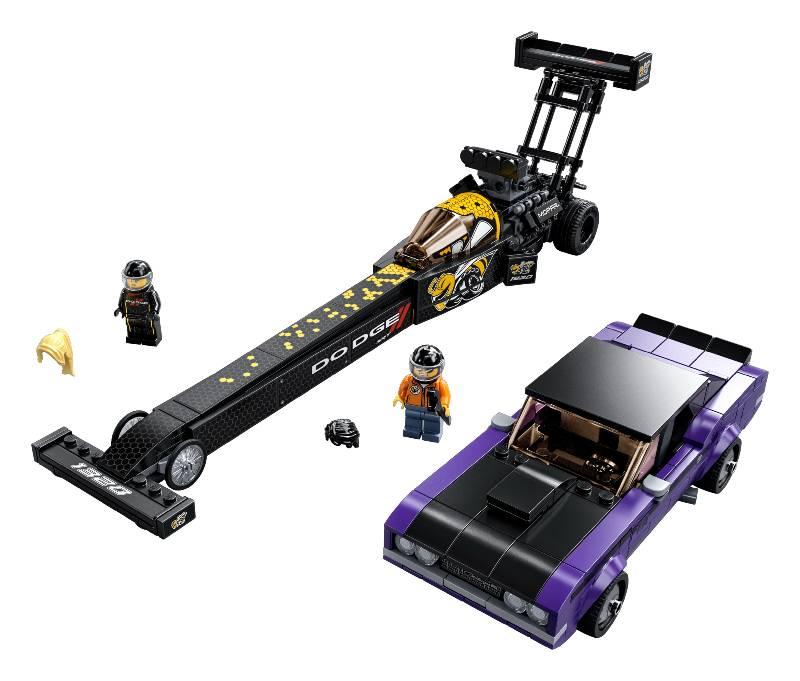 Dodge Lego