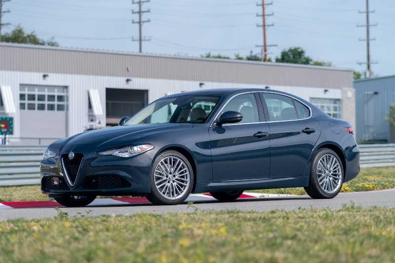 Alfa Romeo Giulia Lusso 2021