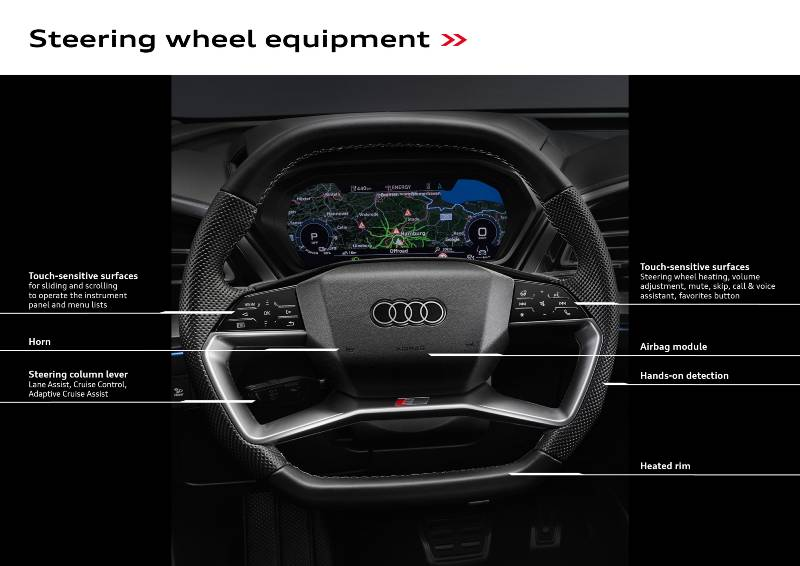 Audi Volantes