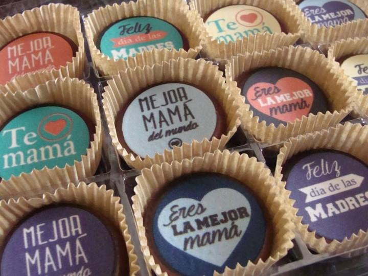 día de las Madres chocolate