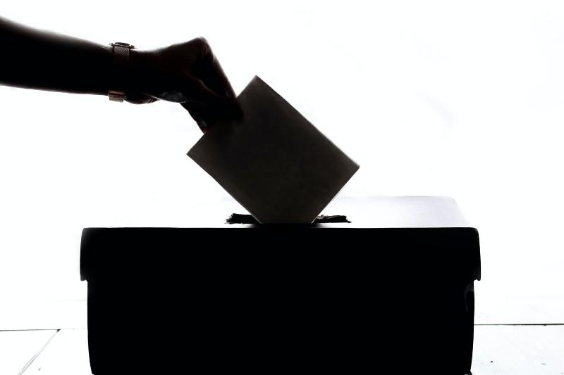 encuesta votación