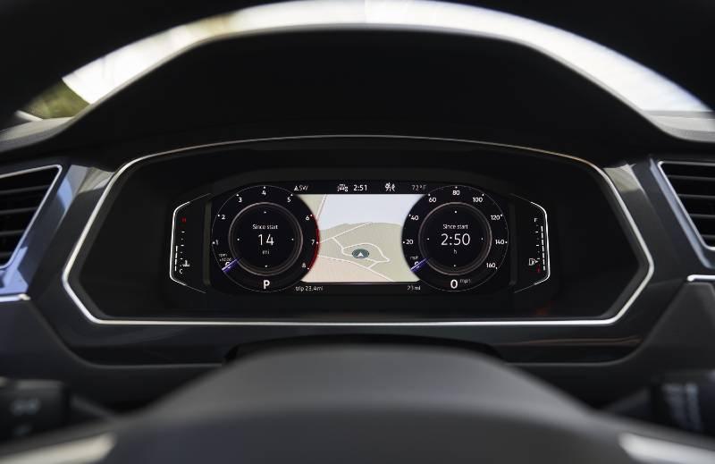 Volkswagen Tiguan 2022