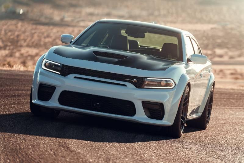 rápidos y furiosos 9 Dodge