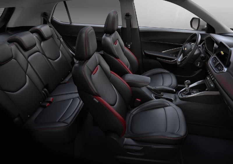 Chevrolet Groove 2022
