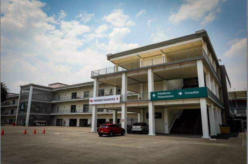 Hospital Covid-19 Autódromo