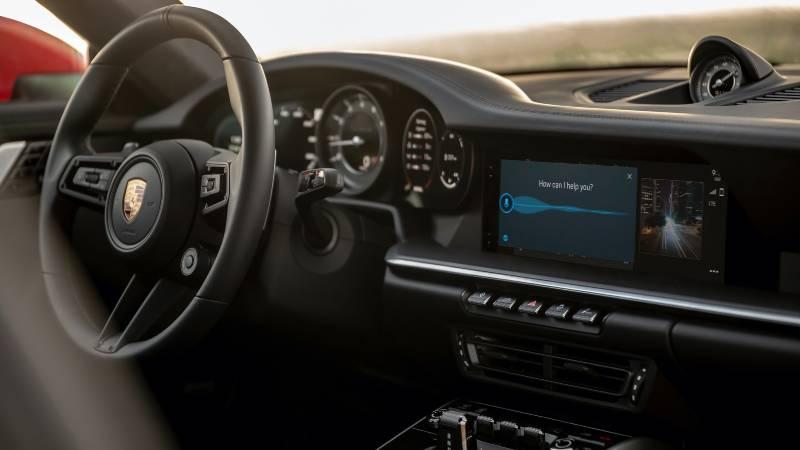 Porsche Communication Management