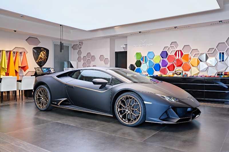 Lamborghini Huracán EVO México