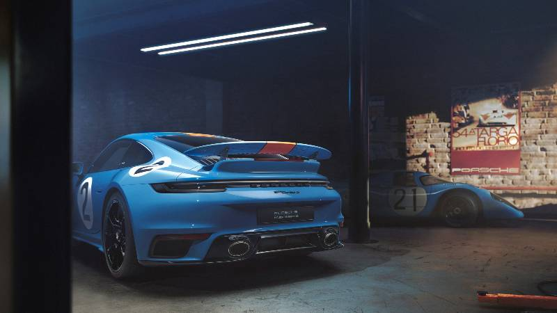 """Porsche 911 Turbo S """"One of a Kind"""""""