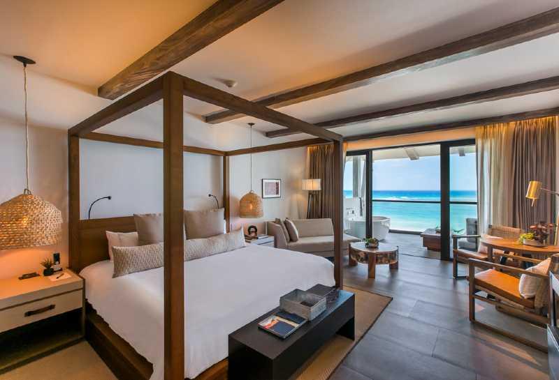 UNICO 20º87º Hotel Riviera Maya y Nobu Hotel Los Cabos