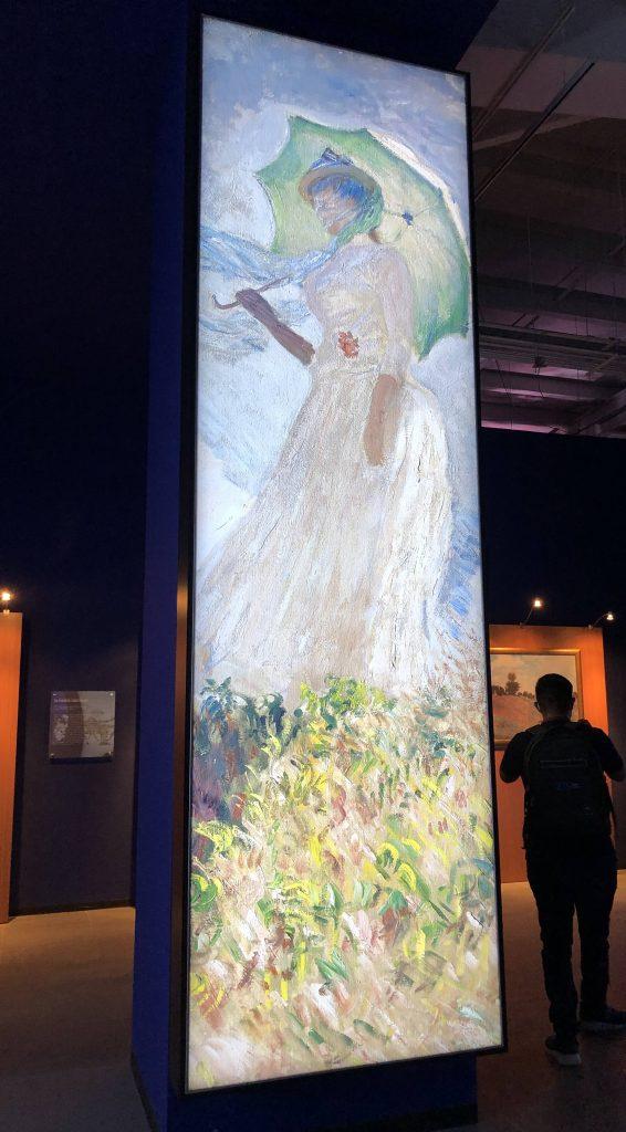 Monet Experience y Da Vinci Experience